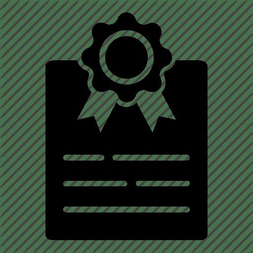 Education Accreditation Icon