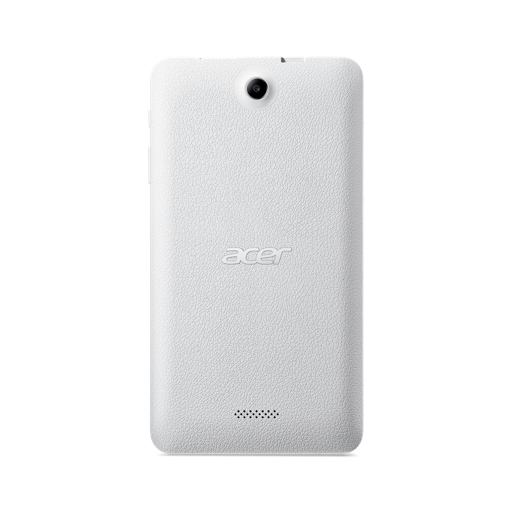 Acer Iconia White Tablet