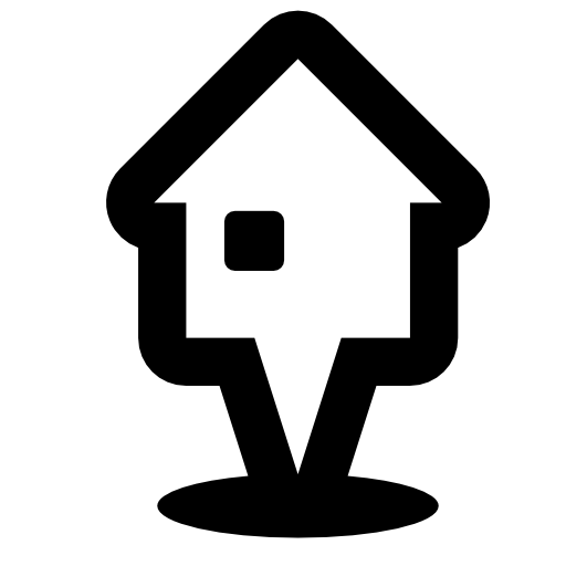 Small House Symbol Icon Logos I Like Symbols, Free