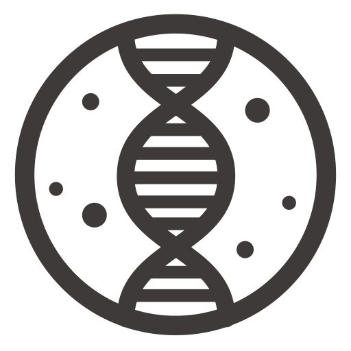 Plasmid Nucleic Acid, Acid, Analytics Icon With Png And Vector