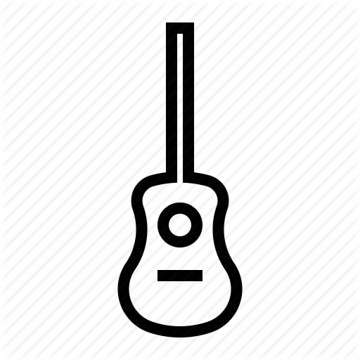 Acoustic, Guitar, Instrument, Music, Musical Icon