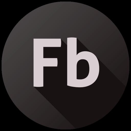 Adobe Flash Builder Icon Adobe Cc Iconset Nokari