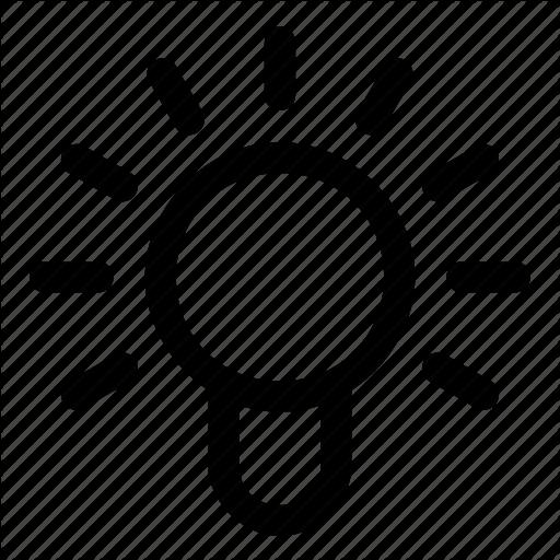 Active, Lamp Icon