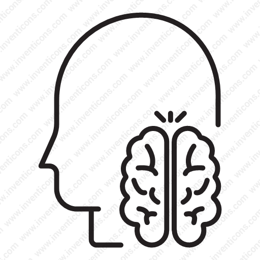 Download Brain Activity Icon Inventicons