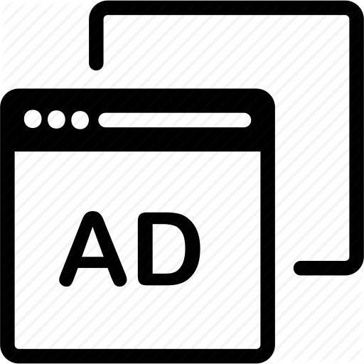 Ad, Ad Networking, Advertising, Interface, Online, Web Icon