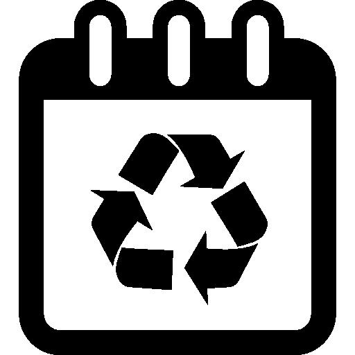 Recycling Day Calendar Reminder