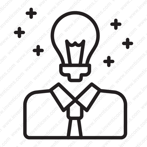 Download Ideation Icon Inventicons