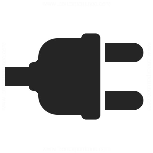 Plug Icon Iconexperience