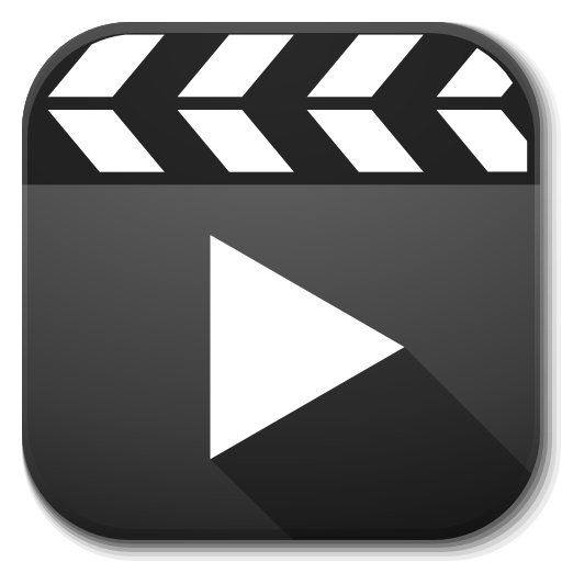 Apps Player Video Icon Flatwoken Iconset Alecive