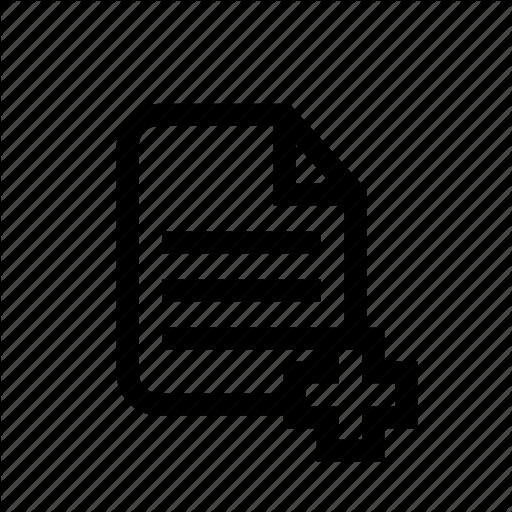 Add, Add Information, Addinfo, Detail, Document, Information Icon