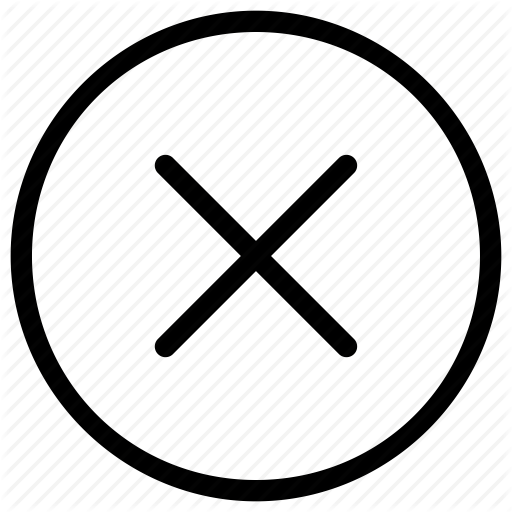 Add, Buttons, Circle, Delete, Remove Icon