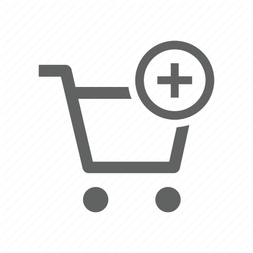 Add, Cart, New, Plus, Shopping, Shopping Cart Icon