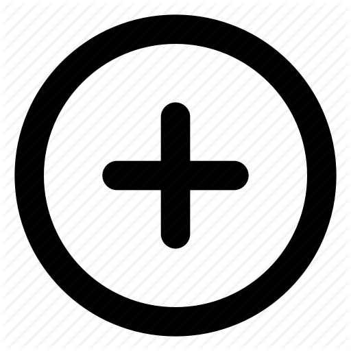 Add, Addition, Circle, Plus Icon