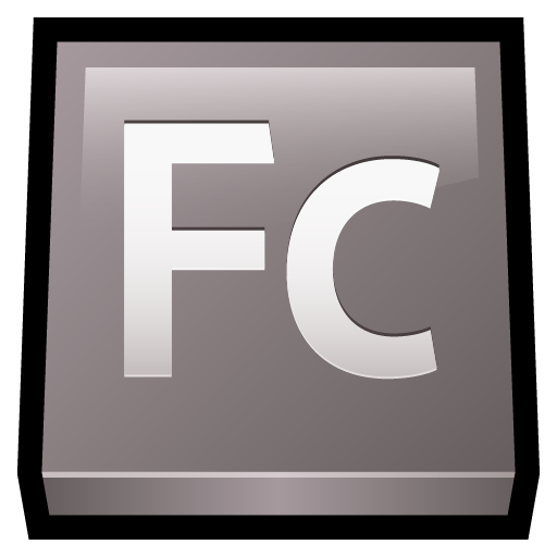 Flash, Catalyst, Adobe Icon