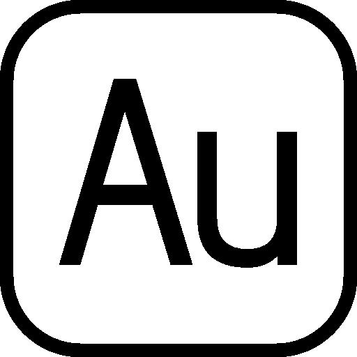 Audition, Adobe Icon