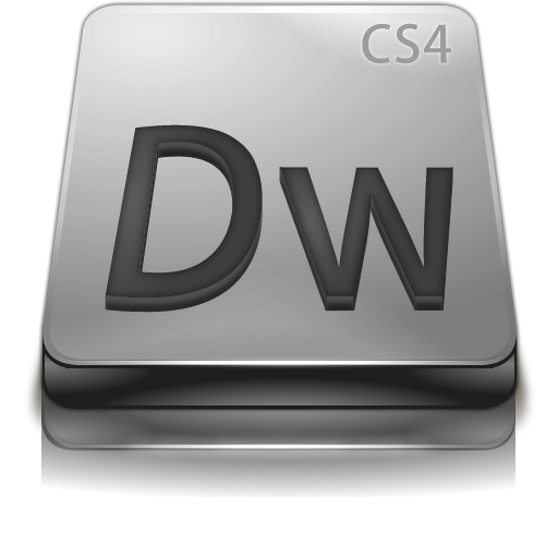 Adobe Dreamweaver Icon