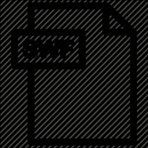 Adobe Flash, Flash File, Swf, Swf Format Icon