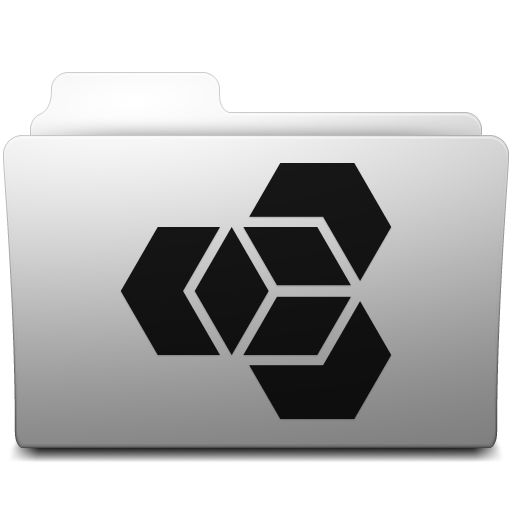Adobe Extension Manager Folder Icon