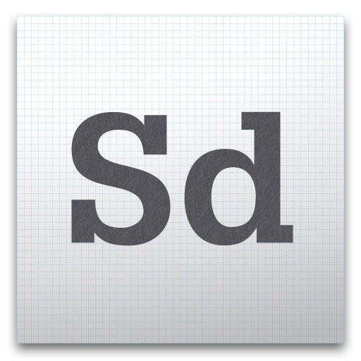 Adobe Shadow Icon