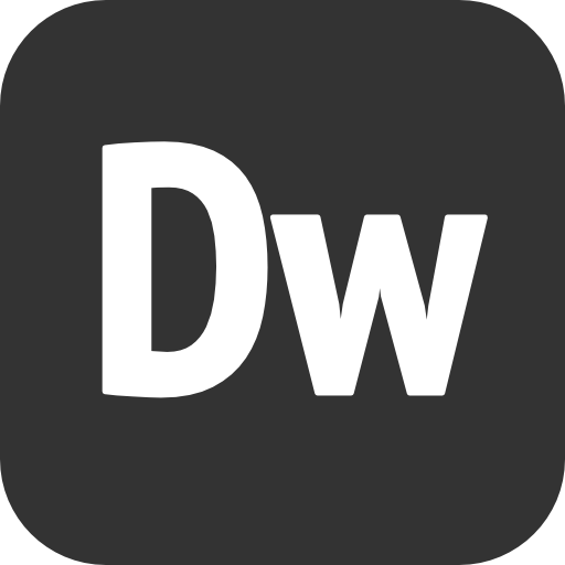 Adobe Design Dw Icon Free Download As Png And Formats