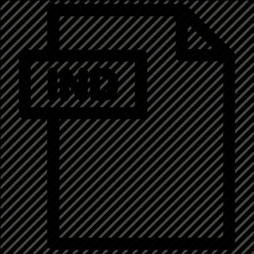 Adobe Indesign, Ind Format, Indesign Icon