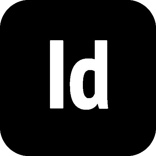 Logos Adobe Indesign Icon Windows Iconset Logo Image