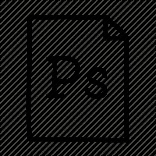 Adobe Photoshop, Document, File, Files, Page, Photoshop, Sheet Icon