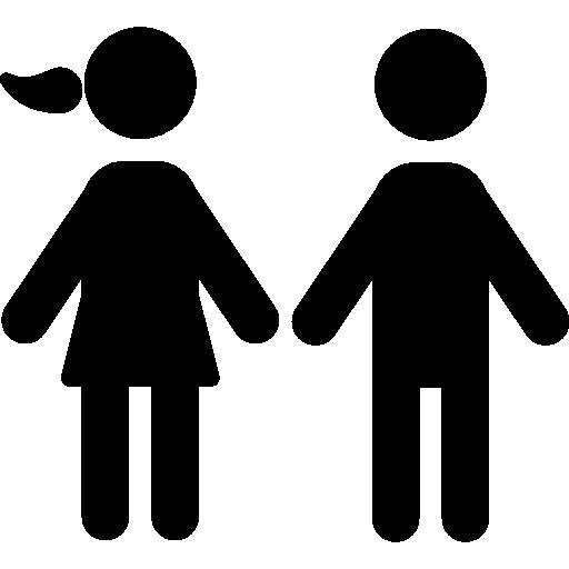 Brothers, Adoption, Nun, Boy, Religious, Girl, People Icon