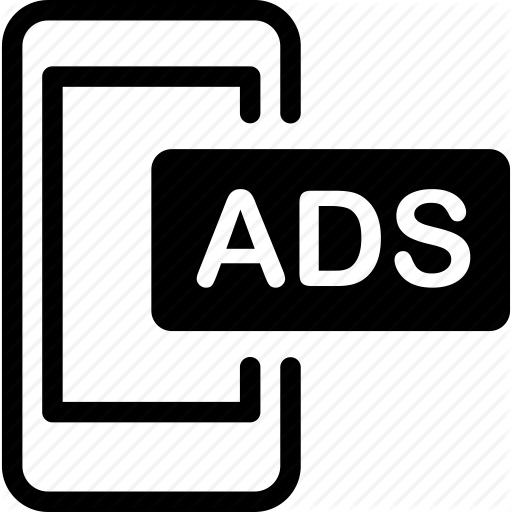 Ad, Ad Network, Ad Place, Ads, Advertising, Mobile, Targeting Icon