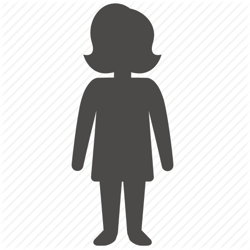 Adult, Age, Body, Human, People, Woman Icon
