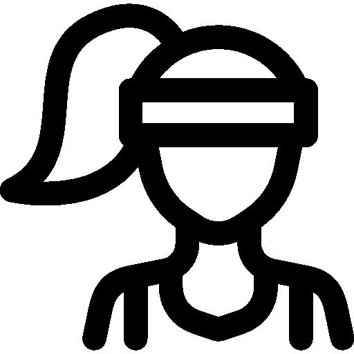 Athlete Free Vector Icons Designed