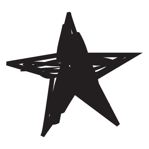 Star Stroke Icon