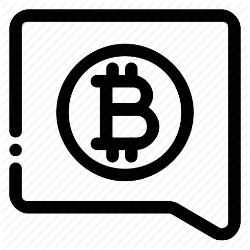 Bitcoin, Bitcointalk, Conversation, Send Icon