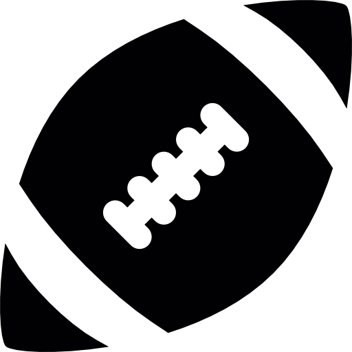 Ball Of American Football Icons Free Download