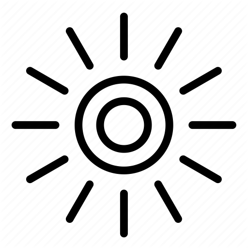 Afternoon, Eclipse, Morning, Sky, Space, Sun, Sunrise Icon