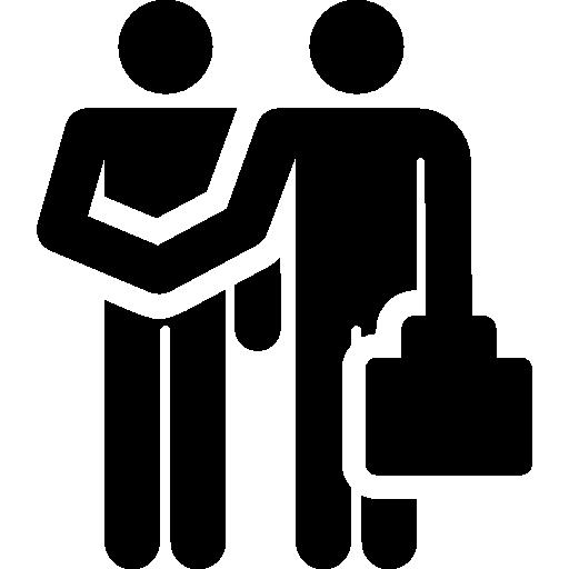Insurance Agent Icon Insurance Human Pictograms Freepik