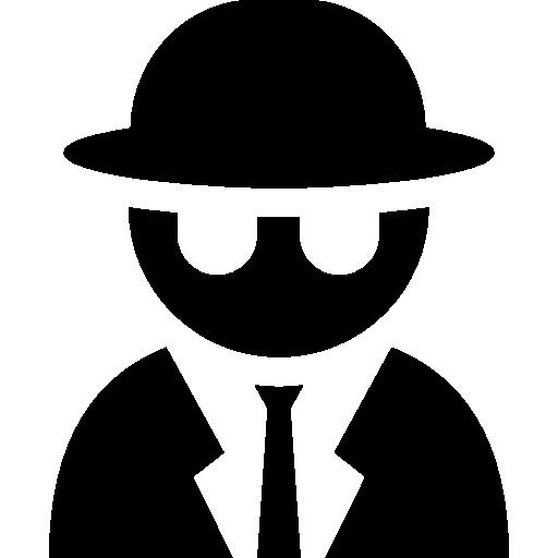 Secret Agent Icons Free Download