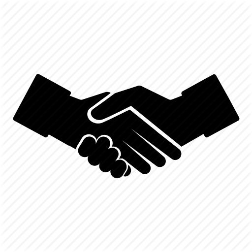Agree, Business, Deal, Hand Shake, Hands Icon