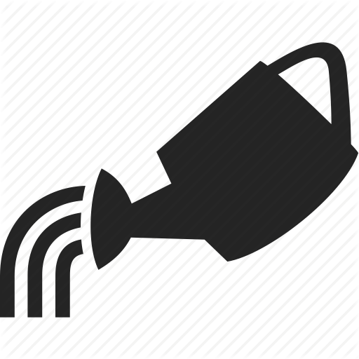 Agriculture, Garden, Lake, Water Icon
