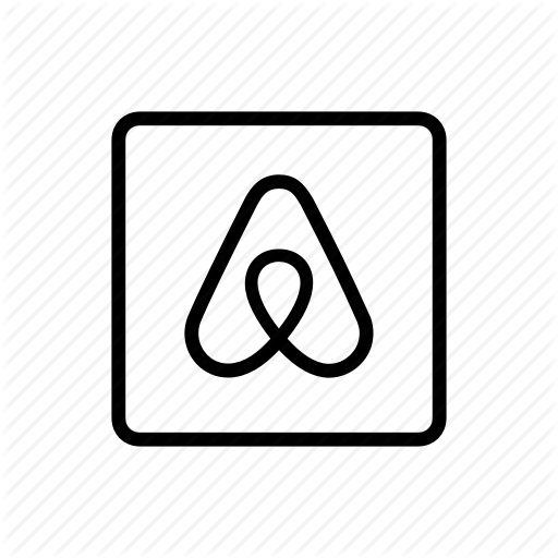 Airbnb, Media, Social, Stumble, Webservice Icon