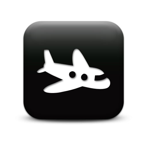 Airplane Icon Free