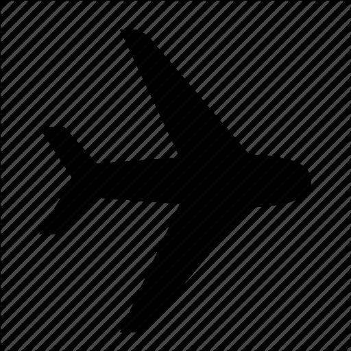 Air, Airplane, Airport, Flight, Plane, Transport, Travel Icon