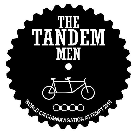 The Tandem Men Depart Kuala Lumpur Old Roots, New Routes