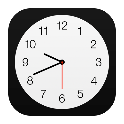 Iphone Clock App Logo Png Images