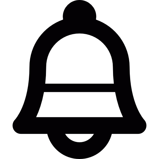 Alarm, Bell, Tools And Utensils Icon