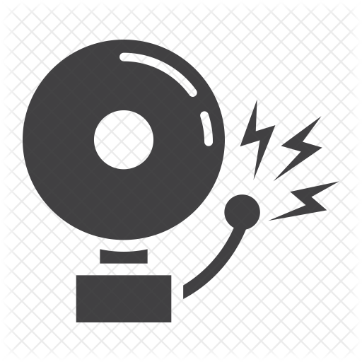 Gray Bell Icon Transparent Png Clipart Free Download