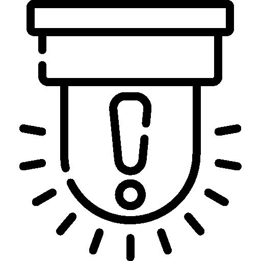 Alarm System Icon