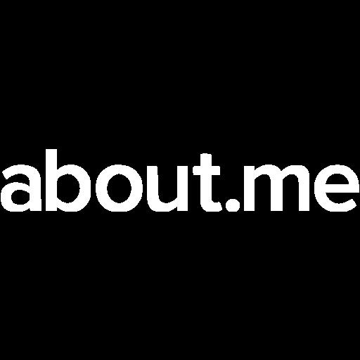 White About Me Icon