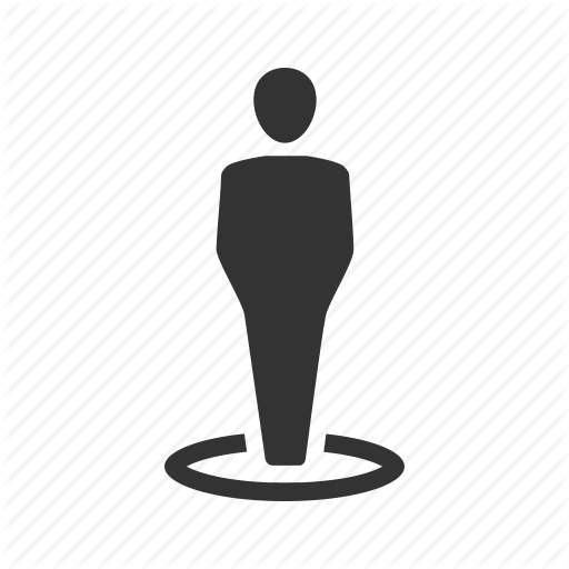 Alone, Employee, Man, Officer, Solo, Staff, User Icon