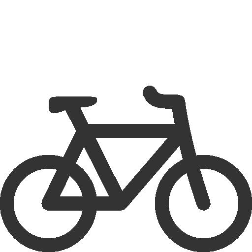 Alt, Bicycle Icon